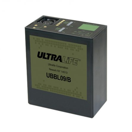 Ultralife UBI-2590 12V/24V SMBus Lithium Ion Military Rechargeable Battery